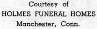Funeral Home details